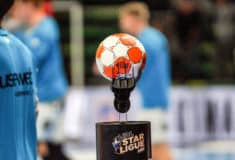 Image de l'article Select présente les ballons 2018-2019 de la Lidl Starligue et de la LFH
