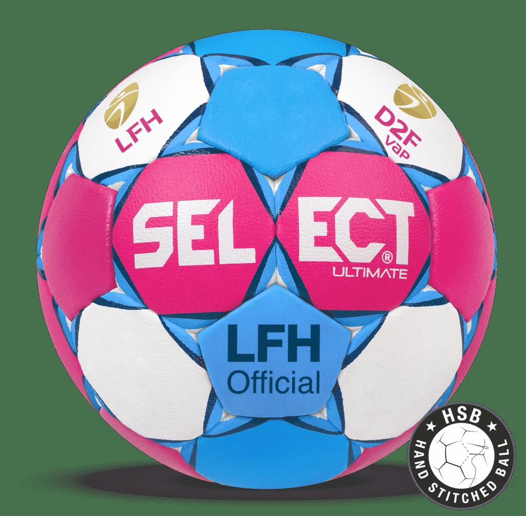 ballon-officiel-ligue-feminine-handball-2018-2019