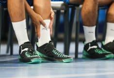 Image de l'article Les chaussures des joueurs du Montpellier Handball