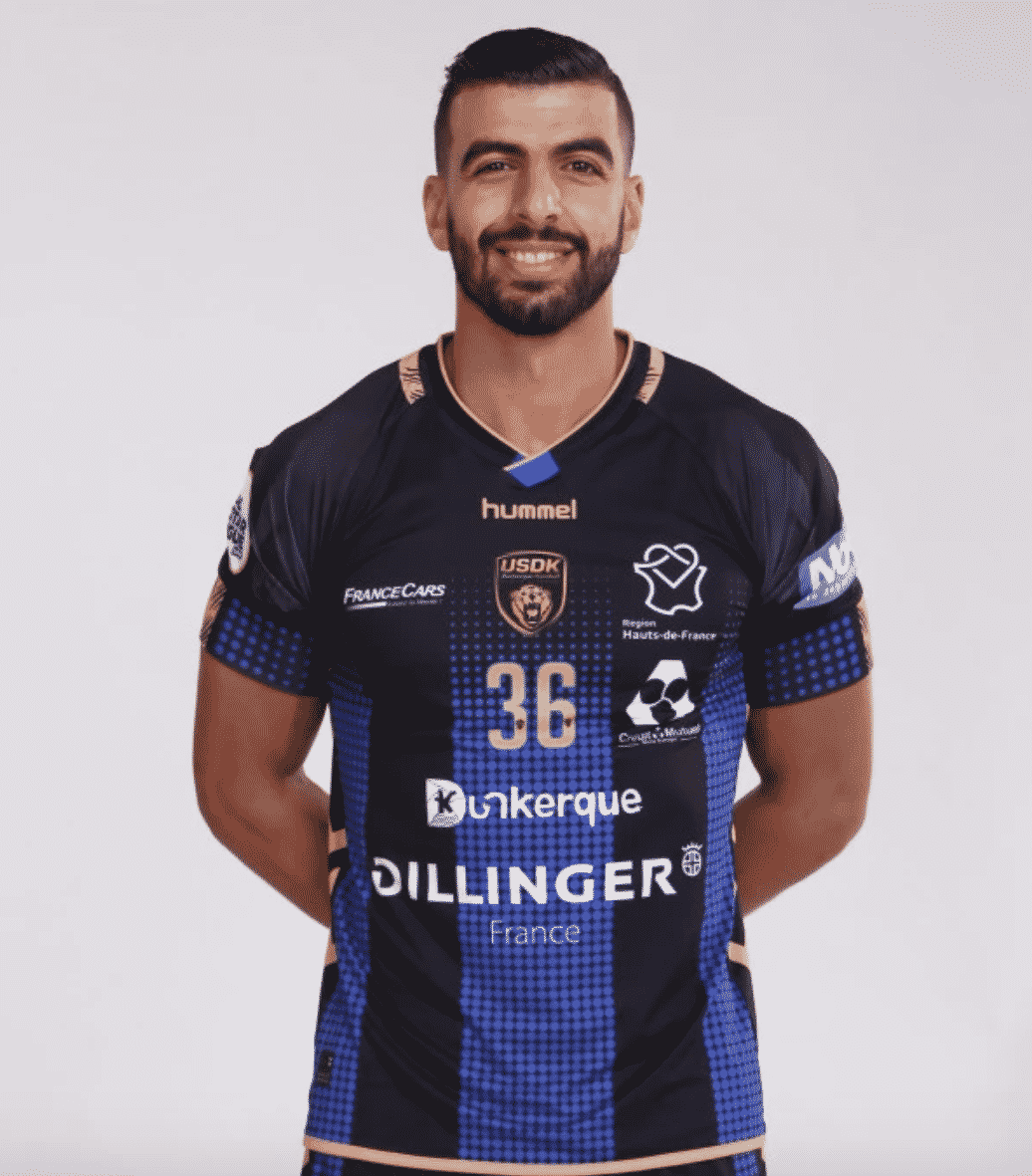 maillot-dunkerque-handball-2018-2019