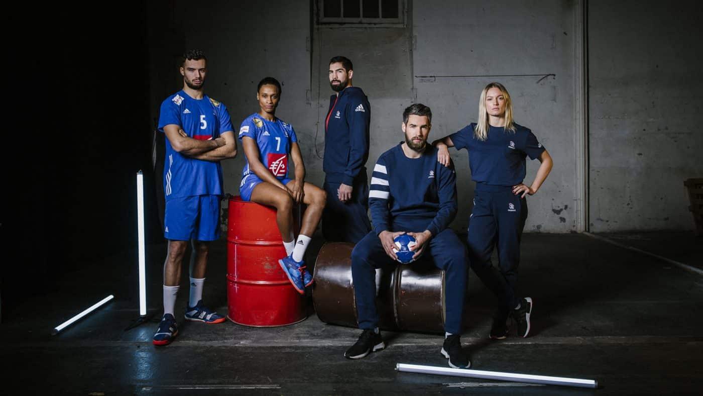 maillot-equipe-de-france-handball-2018-2020