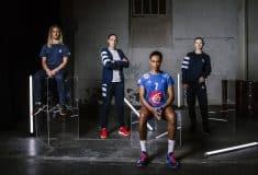 Image de l'article Les chaussures des joueuses présélectionnées en Équipe de France pour l'Euro 2018