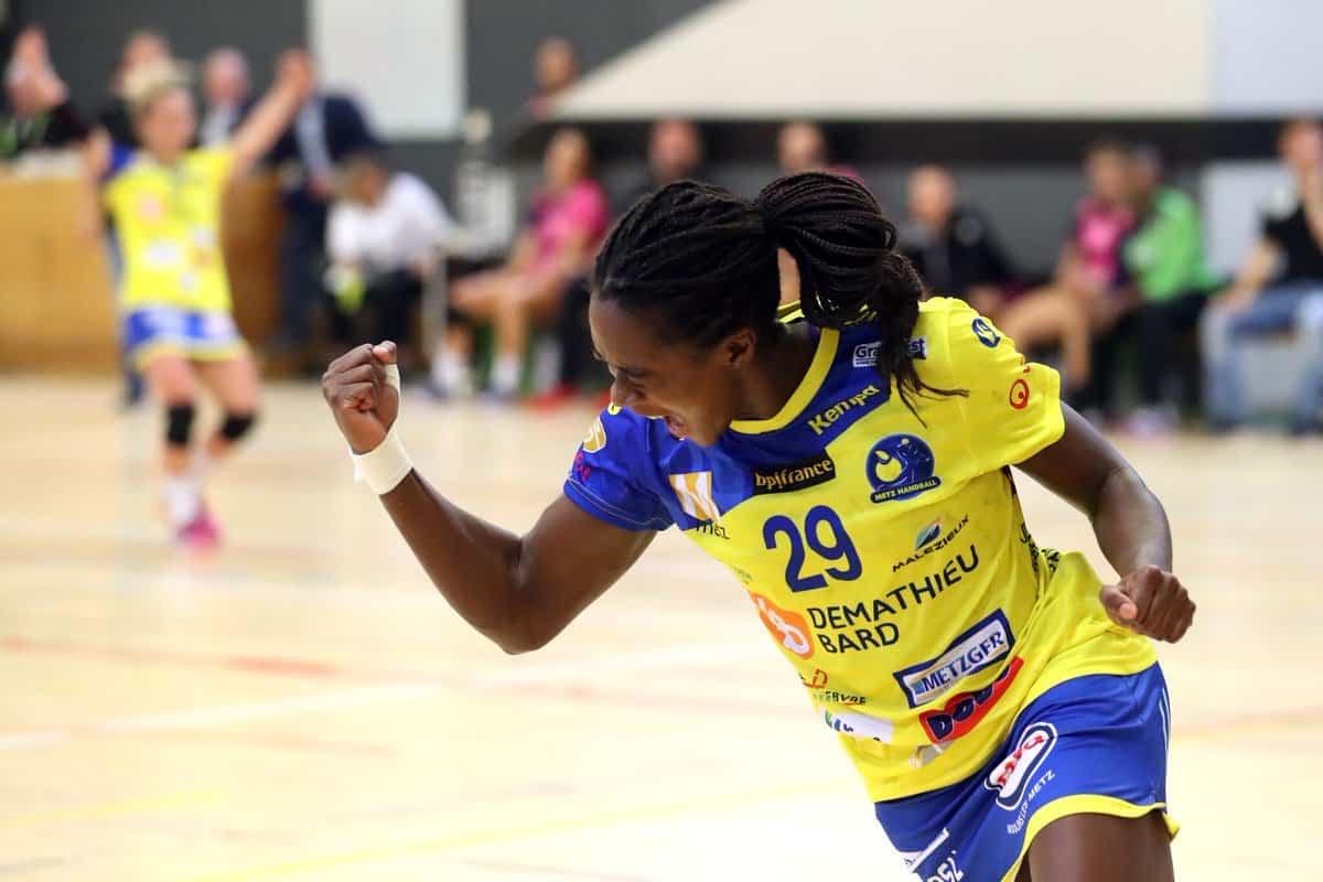Metz-Handball-jupe