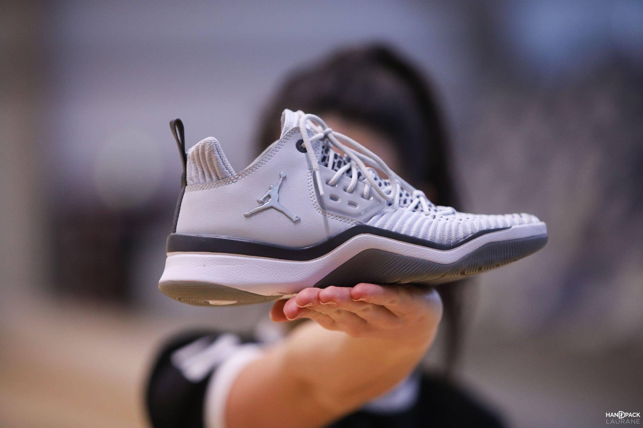 Test des Air Jordan DNA LX