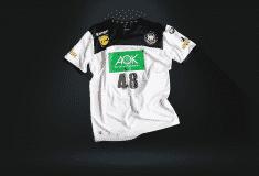 Image de l'article Les maillots Kempa de l'Allemagne pour le championnat du Monde 2019