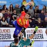 Les maillots Joma de l'Espagne pour le championnat du Monde 2019