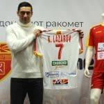 Les maillots Hummel de la Macédoine pour le championnat du Monde 2019