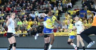 Image de l'article Une nouvelle joueuse Asics en équipe de France avec Méline Nocandy!