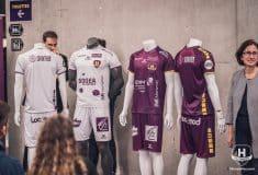 Image de l'article Erima dévoile les maillots 2019-2020 du HBC Nantes