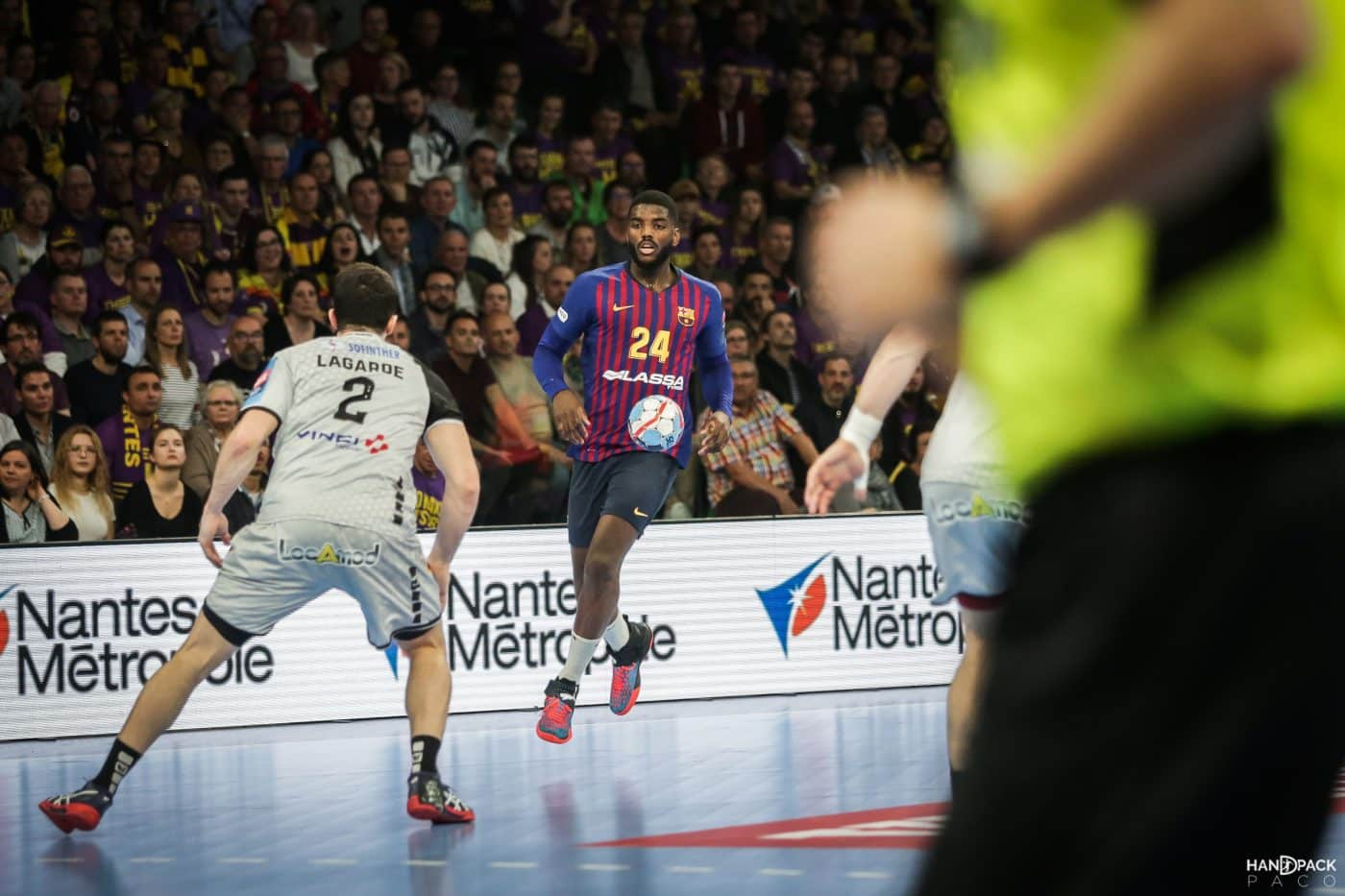Nantes-Barcelone-Puma