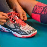 Zoom sur les chaussures de handball Decathlon