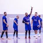La compo chaussures de l'équipe de France pour la Golden League 2019