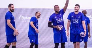 Image de l'article La compo chaussures de l'équipe de France pour la Golden League 2019