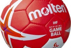Image de l'article Présentation du ballon Molten X5000 Kumamoto pour le championnat du Monde de hand