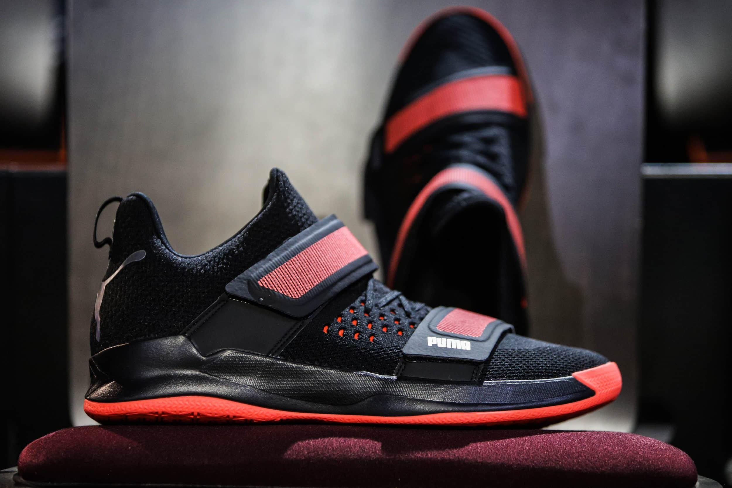 Test des Puma Rise XT3 Netfit. Chaussures de Hand Puma.
