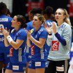 La compo chaussures de l'équipe de France féminine pour le mondial au Japon