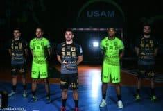 Image de l'article l'USAM Nîmes Gard et Kappa dévoilent leurs maillots pour leur retour en Coupe d'Europe