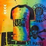 Hummel dévoile un nouveau maillot arc-en-ciel pour le FC St Pauli Handball