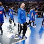 La compo chaussures de l'équipe de France de hand pour l'Euro 2020