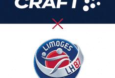 Image de l'article Craft, nouvel équipementier du Limoges Handball 87