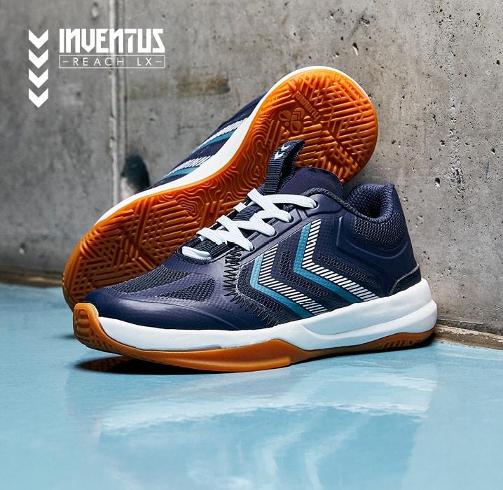 hummel-devoile-sa-nouvelle-chaussure-de-handball-inventus-reach-lx-8