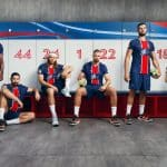 Le PSG Handball et Nike dévoilent les nouveaux maillots 2020-2021