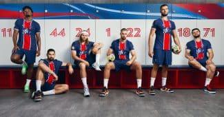 Image de l'article Le PSG Handball et Nike dévoilent les nouveaux maillots 2020-2021