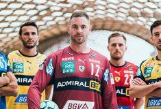Image de l'article Puma présentent les nouveaux maillots 2020-2021 de Rhein-Neckar Löwen