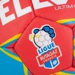 Un nouveau ballon Select pour la Ligue Butagaz Énergie