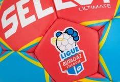 Image de l'article Un nouveau ballon Select pour la Ligue Butagaz Énergie