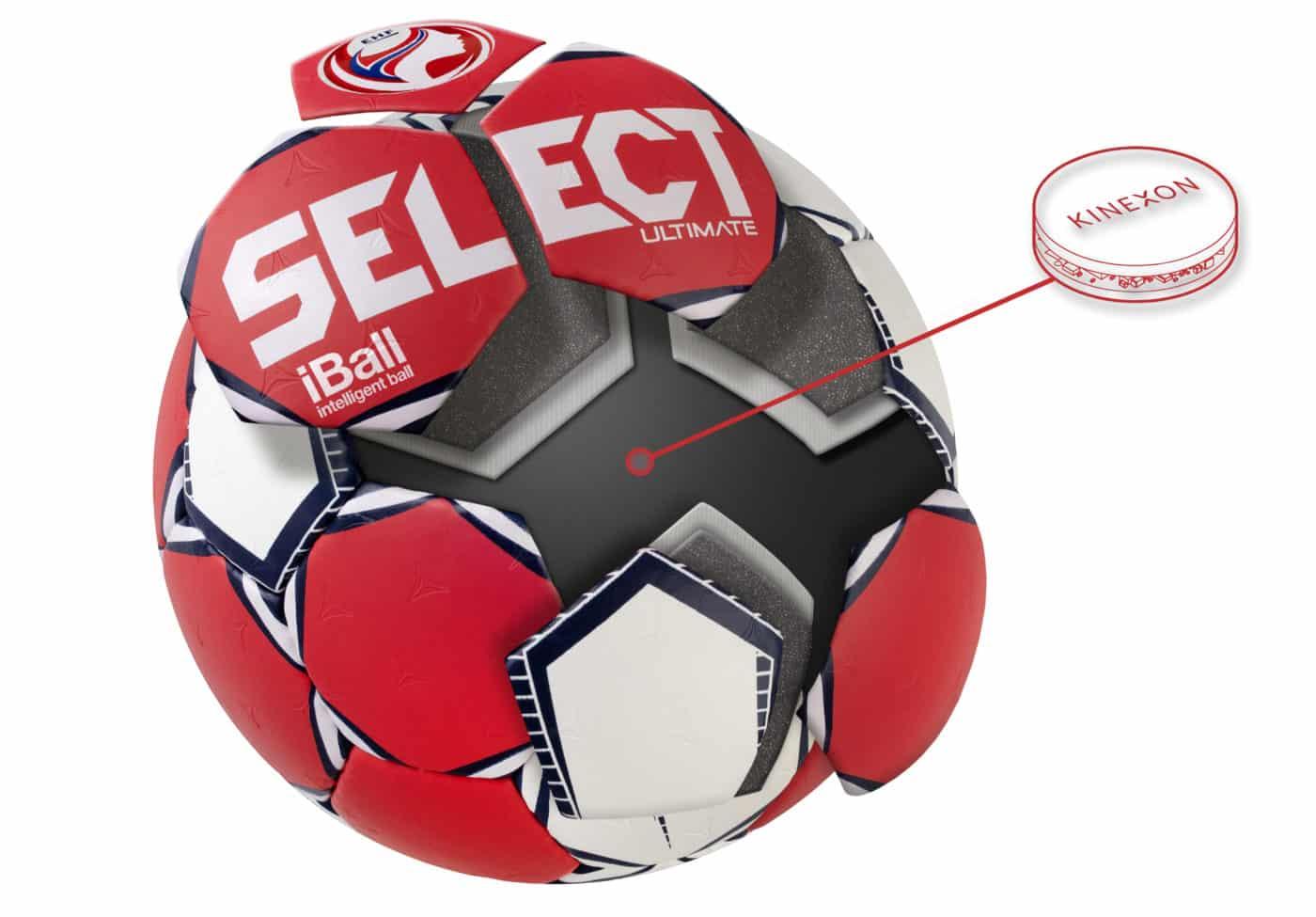 ballon-handball-connecté-SELECT-euro-2020-féminin-iball-select